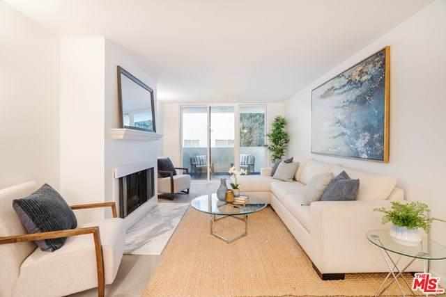 1252 11Th Street #105, Santa Monica, CA 90401 (#21700550) :: The Laffins Real Estate Team