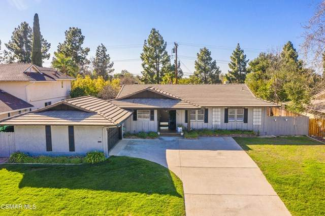 1035 Valley High Avenue, Thousand Oaks, CA 91362 (#221001152) :: The Laffins Real Estate Team