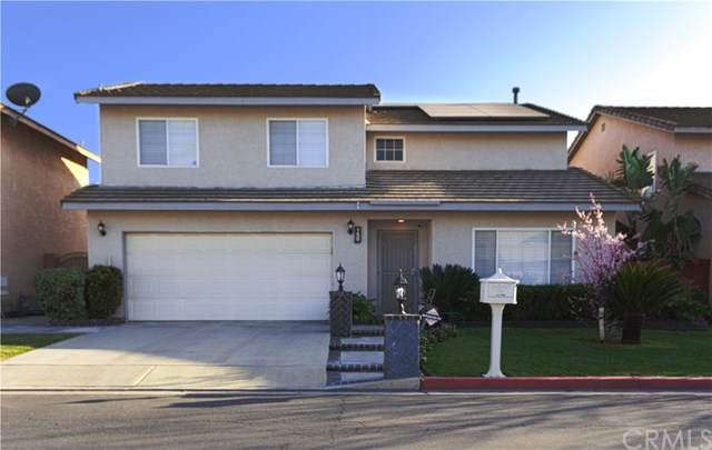150 Ashbrook Lane, Pomona, CA 91766 (#CV21044911) :: Millman Team