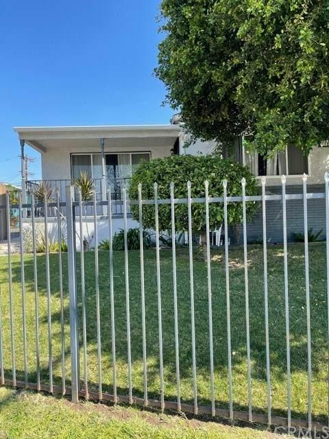 12434 S Vermont Avenue, Los Angeles (City), CA 90044 (#PW21045894) :: Veronica Encinas Team