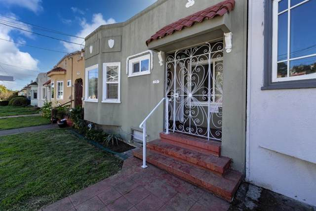 291 Hearst Avenue, San Francisco, CA 94131 (#ML81831062) :: The Laffins Real Estate Team