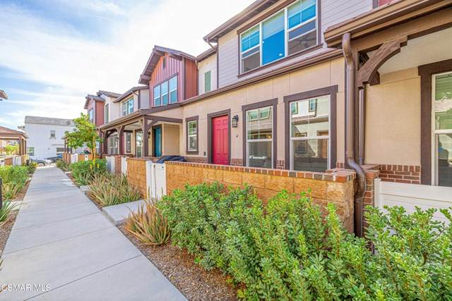101 Red Brick Drive #4, Simi Valley, CA 93065 (#221001155) :: The Laffins Real Estate Team