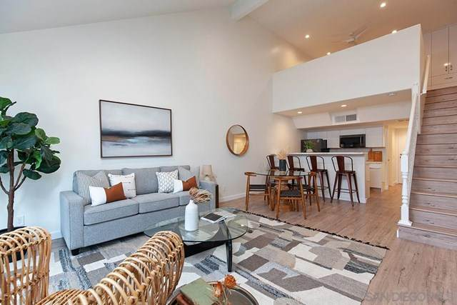 6131 Rancho Mission #320, San Diego, CA 92108 (#210005717) :: The Laffins Real Estate Team