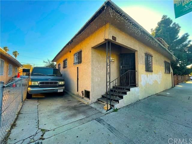 1348 Vernon Ave, Los Angeles (City), CA 90011 (#DW21045931) :: Veronica Encinas Team