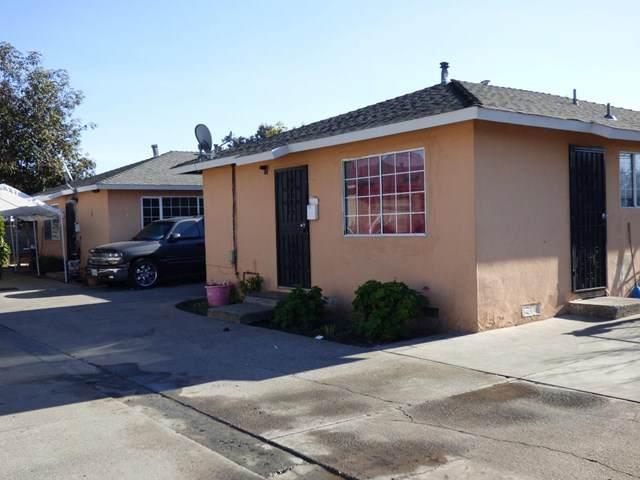 314 Oakland Avenue, San Jose, CA 95116 (#ML81832574) :: The Laffins Real Estate Team