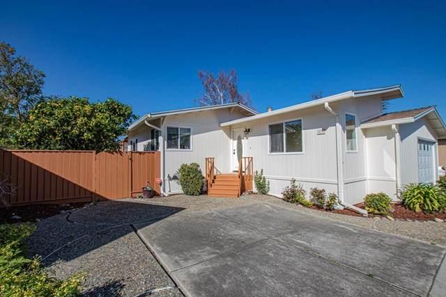536 Millpond Drive #536, San Jose, CA 95125 (#ML81832571) :: The Laffins Real Estate Team