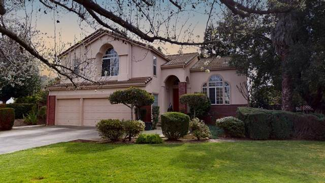 2678 Calico Court, Morgan Hill, CA 95037 (#ML81832585) :: The Laffins Real Estate Team