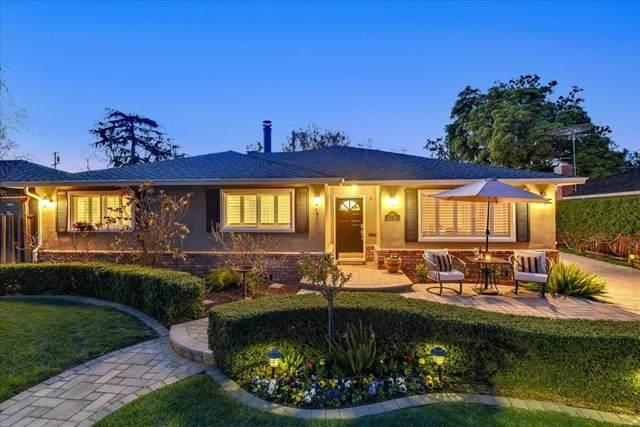 1287 Husted Avenue, San Jose, CA 95125 (#ML81831785) :: The Laffins Real Estate Team