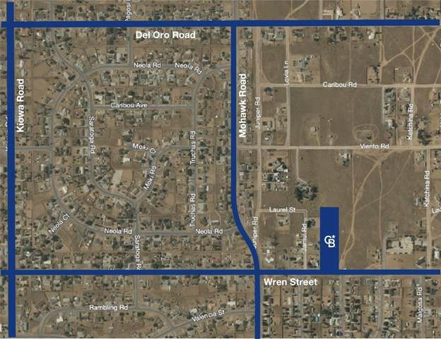 0 Wren Street, Apple Valley, CA 92308 (#532803) :: Realty ONE Group Empire