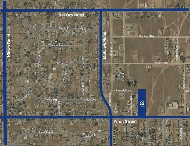 0 Wren Street, Apple Valley, CA 92308 (#532803) :: Koster & Krew Real Estate Group | Keller Williams