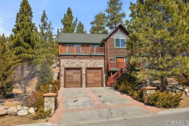 42274 Castle Crag Road, Big Bear, CA 92315 (#CV21045992) :: Koster & Krew Real Estate Group | Keller Williams