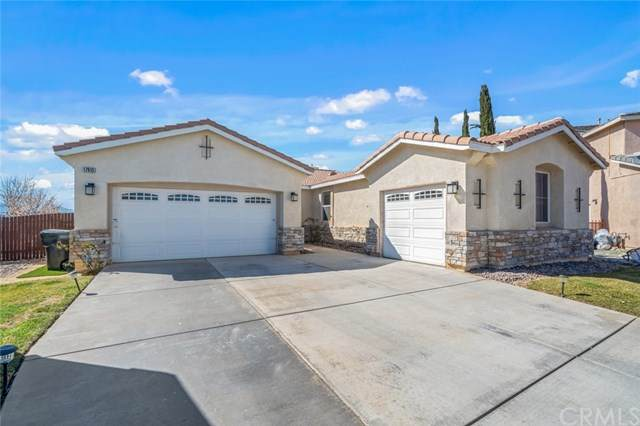 17613 High Bluff Court, Victorville, CA 92395 (#CV21045858) :: Realty ONE Group Empire