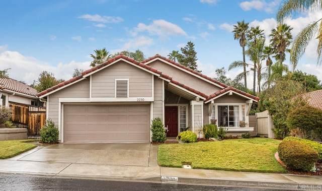 2230 Shadyridge Avenue, Escondido, CA 92029 (#NDP2102366) :: Millman Team