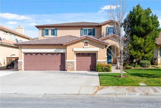 15220 Legendary Drive, Moreno Valley, CA 92555 (#CV21046080) :: Realty ONE Group Empire