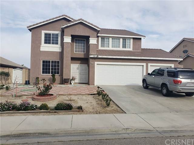 36560 Roosevelt Drive, Palmdale, CA 93552 (#SR21044190) :: Power Real Estate Group