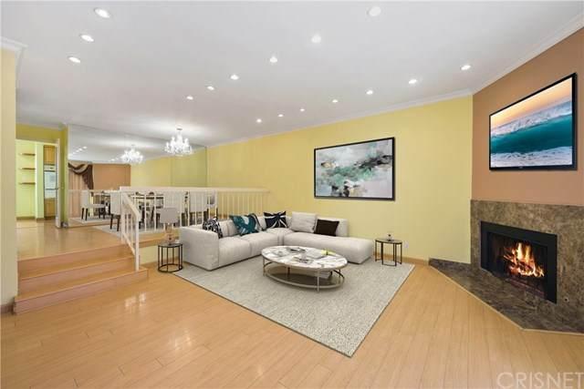 5757 Owensmouth Avenue #8, Woodland Hills, CA 91367 (#SR21045747) :: Power Real Estate Group