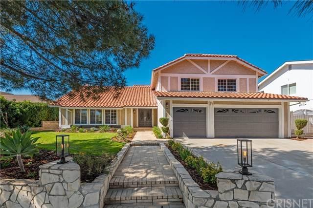 11009 Cozycroft Avenue, Chatsworth, CA 91311 (#SR21046168) :: Millman Team