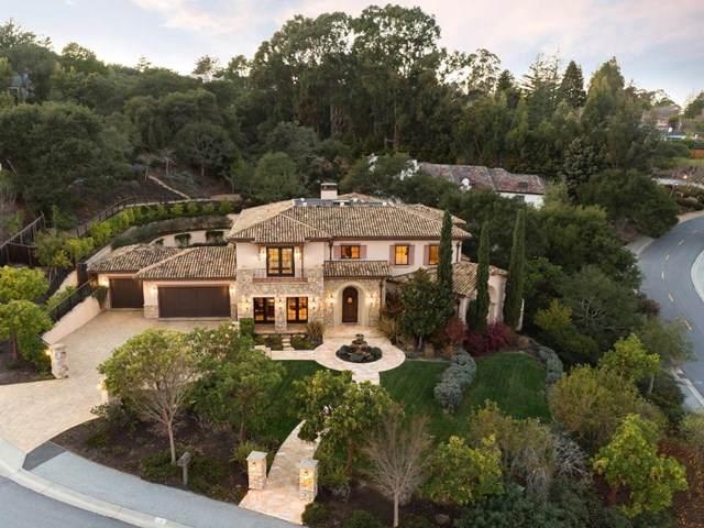 28 Mountain Wood Lane, Hillsborough, CA 94010 (#ML81832645) :: The Houston Team | Compass