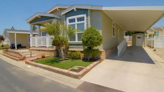 130 Dickens Circle #130, Ventura, CA 93003 (#V1-4273) :: The Najar Group