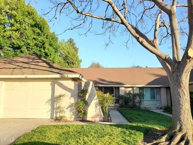 11214 Village 11, Camarillo, CA 93012 (#V1-4274) :: Frank Kenny Real Estate Team