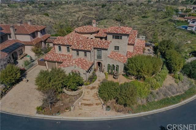 25381 Oakview Estate Drive, Valencia, CA 91381 (#SR21045483) :: Mainstreet Realtors®