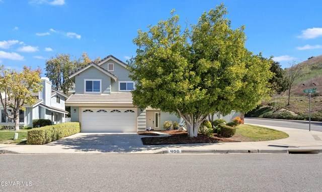 408 View Park Court, Oak Park, CA 91377 (#221001158) :: Frank Kenny Real Estate Team