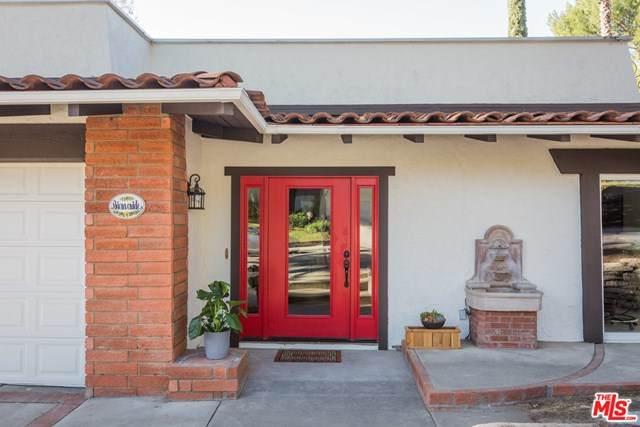 22661 Cavalier Street, Woodland Hills, CA 91364 (#21701214) :: Millman Team