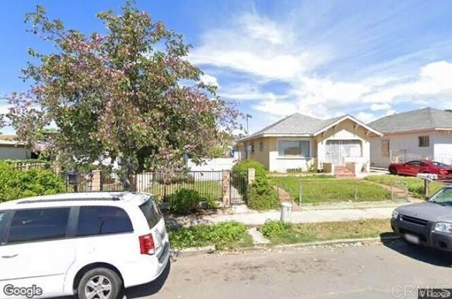 2460-64 L Street, San Diego, CA 92134 (#PTP2101492) :: Koster & Krew Real Estate Group | Keller Williams