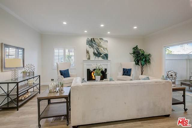 1433 S Beverly Drive, Los Angeles (City), CA 90035 (#21701204) :: The Houston Team | Compass