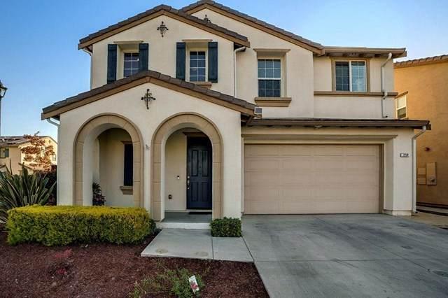 250 Shire Street, Gilroy, CA 95020 (#ML81832657) :: Berkshire Hathaway HomeServices California Properties