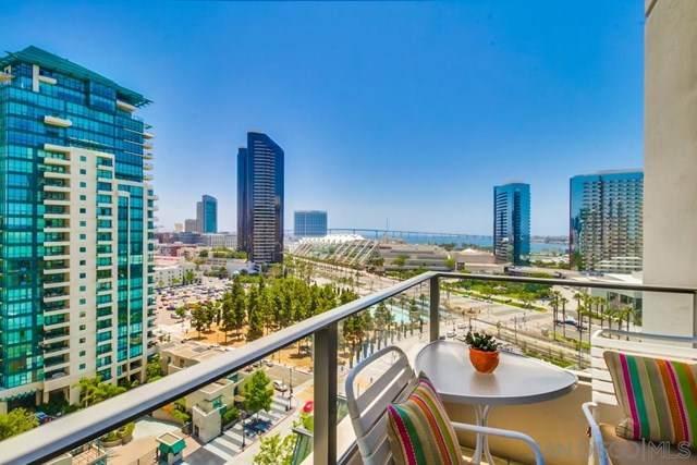 550 Front St #902, San Diego, CA 92101 (#210005760) :: Hart Coastal Group