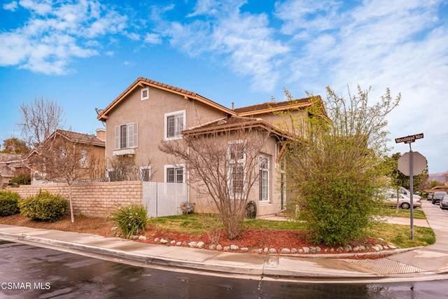 1809 Maybrook Way, Simi Valley, CA 93065 (#221001161) :: Blake Cory Home Selling Team