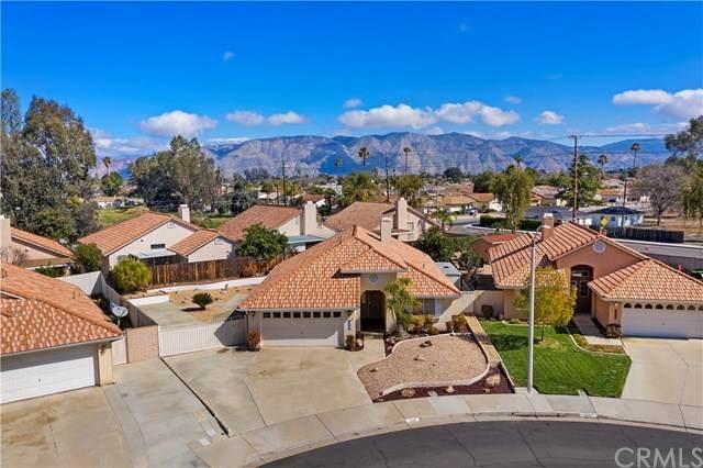 2540 La Paz Avenue, Hemet, CA 92545 (#SW21027880) :: TeamRobinson | RE/MAX One