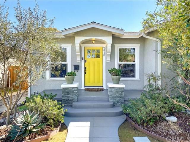 2810 S Bedford Street, Los Angeles (City), CA 90034 (#OC21044444) :: Berkshire Hathaway HomeServices California Properties