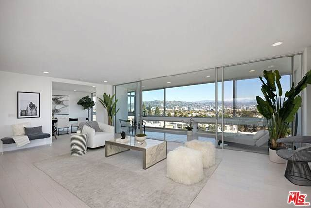 2222 Avenue Of The Stars #705, C05 - Westwood - Century City, CA 90067 (#21699664) :: eXp Realty of California Inc.