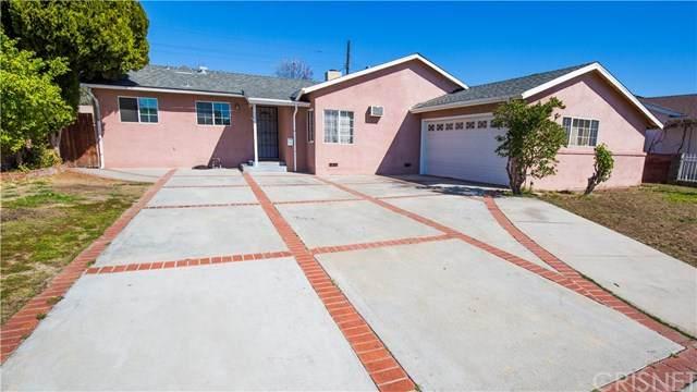 7028 Park Manor Avenue, North Hollywood, CA 91605 (#SR21044734) :: Berkshire Hathaway HomeServices California Properties