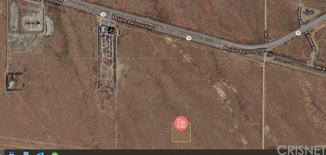 0 Highway 58, Mojave, CA 93502 (#SR21046338) :: Veronica Encinas Team