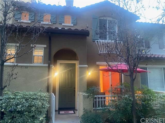23411 Abbey Glen Place, Valencia, CA 91354 (#SR21046340) :: Berkshire Hathaway HomeServices California Properties