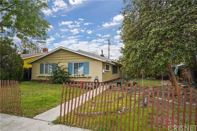 10201 Hayvenhurst Avenue, North Hills, CA 91343 (#SR21045584) :: Berkshire Hathaway HomeServices California Properties