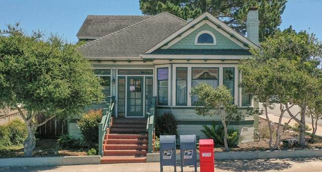 625 Forest Avenue, Pacific Grove, CA 93950 (#ML81832696) :: Blake Cory Home Selling Team