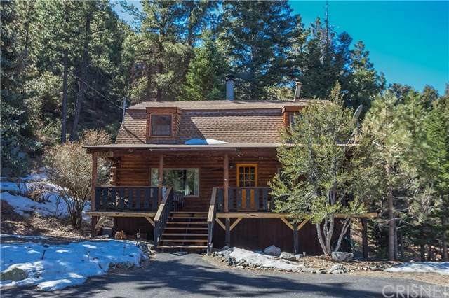 15204 Chestnut Drive, Pine Mountain Club, CA 93225 (#SR21039031) :: The Marelly Group | Compass