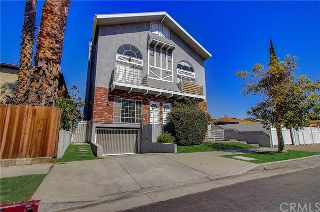 14853 Hartsook Street #104, Sherman Oaks, CA 91403 (#BB21040455) :: The Parsons Team