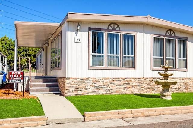 121 Orange Avenue #127, Chula Vista, CA 91911 (#PTP2101501) :: Millman Team