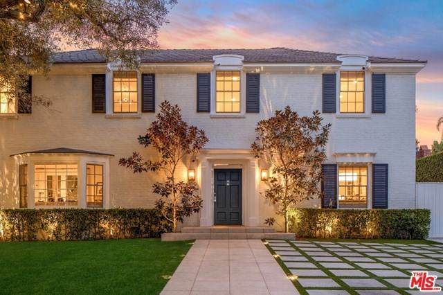 459 Loring Avenue, Los Angeles (City), CA 90024 (#21700290) :: Hart Coastal Group