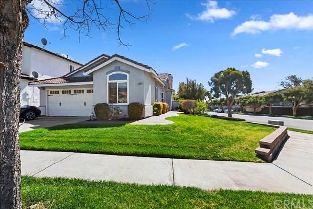 11003 Meyers Drive, Rancho Cucamonga, CA 91730 (#CV21046508) :: Millman Team
