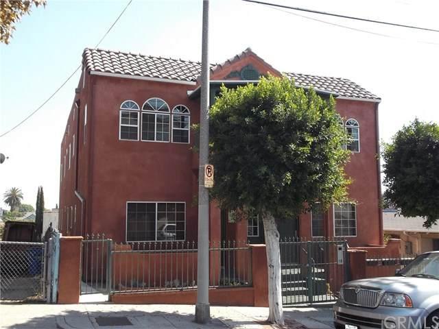 532 N Cummings Street, Los Angeles (City), CA 90033 (#AR21046444) :: Millman Team