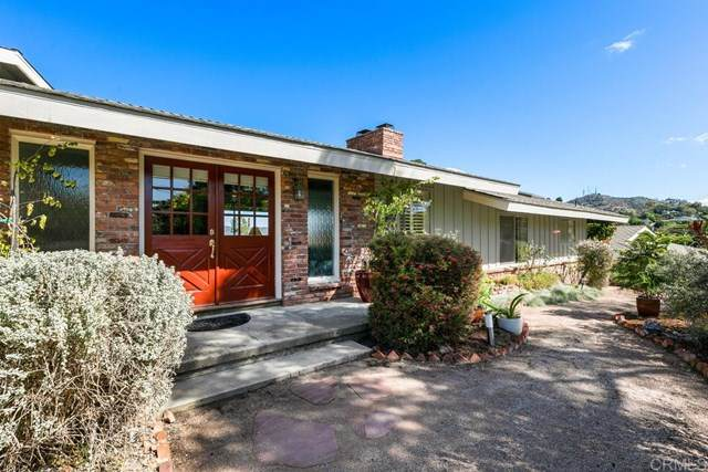 1061 Riverview Drive, Fallbrook, CA 92028 (#PTP2101504) :: American Real Estate List & Sell