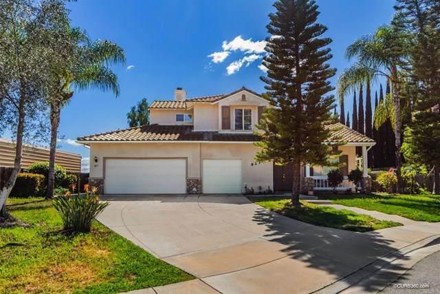 827 La Rue Ave, Fallbrook, CA 92028 (#NDP2102391) :: American Real Estate List & Sell