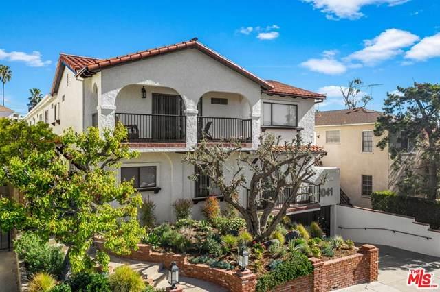1041 18Th Street #5, Santa Monica, CA 90403 (#21700846) :: The Laffins Real Estate Team