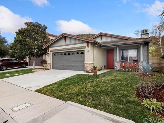 4448 Camino De La Rosa, Newbury Park, CA 91320 (#BB21045546) :: Blake Cory Home Selling Team